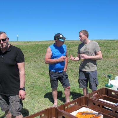 BBQ duik 25 mei 2017
