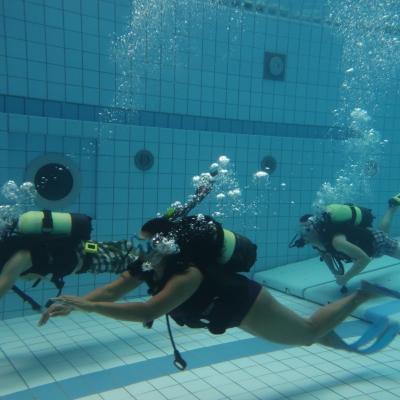 Training op dinsdag 2017
